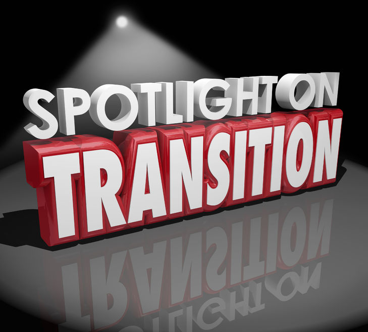 Shifting perspectives – Transition into management