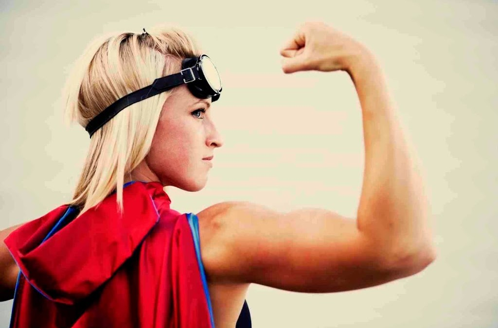 Girl power – Where we get it and where we lose it.
